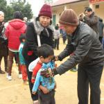Tour du lịch kết hợp làm từ thiện