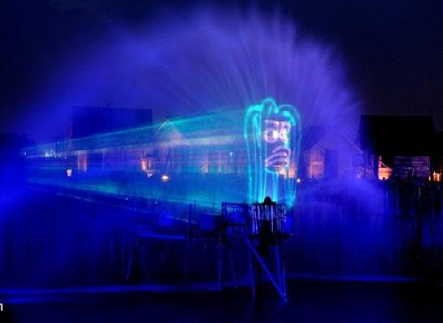 Màn trình diễn ấn tượng khúc nhạc biển xanh Singapore